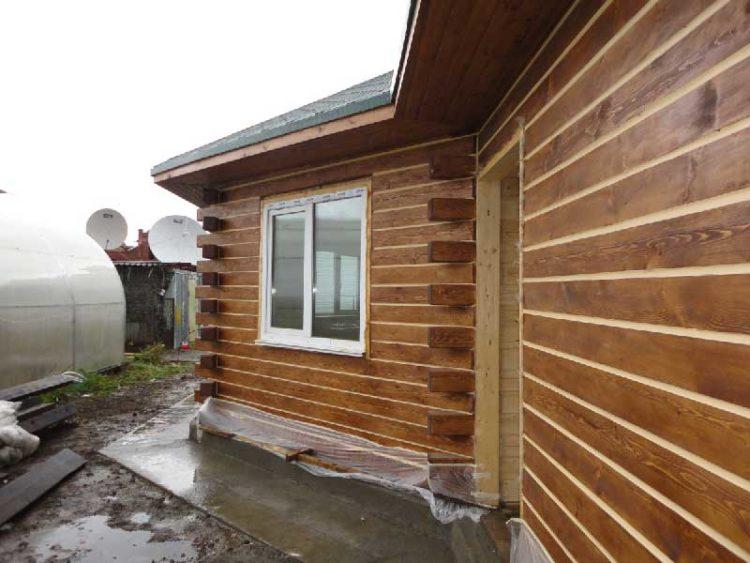 Чем обшить деревянный дом снаружи, чтобы было дешево и красиво - лучшие варианты