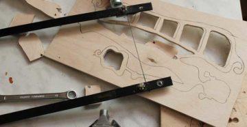 Cara Membuat Meja Kayu Sendiri Arahan Lukisan Dan Gambar Langkah Demi