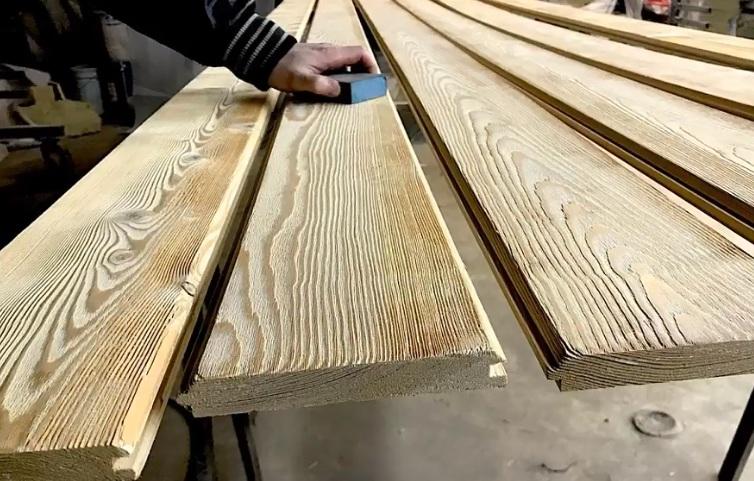 Как лакировать дерево своими руками