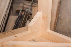 Склеивание деревянных поверхностей - Фото